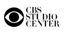 The logo for CBS Studio Center.