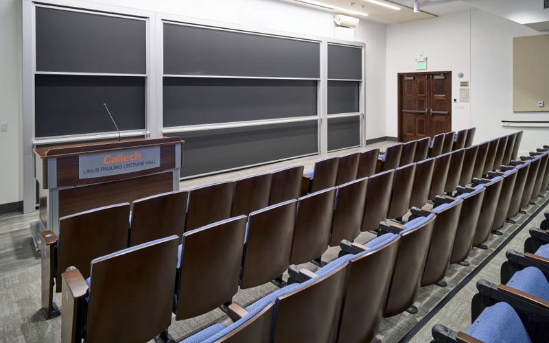 Caltech Gates Annex Linus Pauling Lecture Hall - Lecture Hall 3